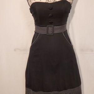 B.Smart Little Black Dress Size 4